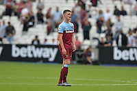 Dejected Declan Rice of West Ham United during West Ham United vs Manchester City, Premier League Football at The London Stadium on 10th August 2019