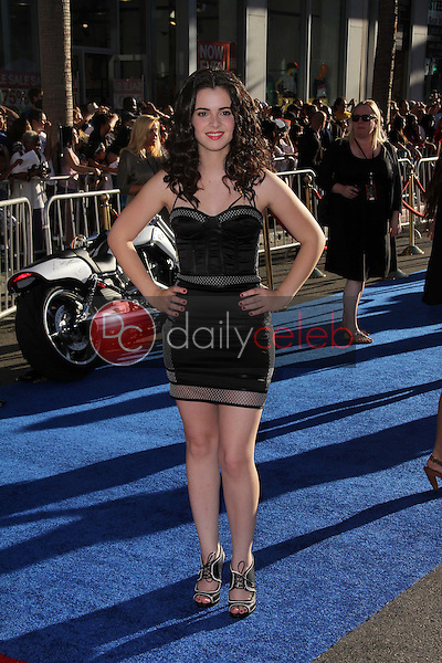 Vanessa Marano<br /> at the Los Angeles Premiere Of &quot;Captain America: The First Avenger,&quot; El Capitan, Hollywood, CA. 07-19-11<br /> David Edwards/DailyCeleb.com 818-249-4998