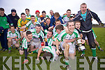 Na Gaeil who were winners of the Muster Junior B Football Final last Sunday afternoon in Knockaderry.