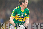 Donnchadh Walsh , Kerry in action against   Tyrone in the fourth round of the National Football league at Fitzgerald Stadium, Killarney on Sunday.