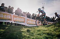 Michael Vanthourenhout (BEL/Marlux-Bingoal)<br /> <br /> GP Mario De Clercq / Hotond cross 2018 (Ronse, BEL)