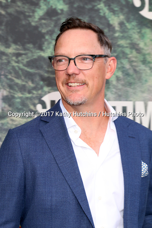 "LOS ANGELES - MAY 19:  Matthew Lillard at the ""Twin Peaks"" Premiere Screening at The Theater at Ace Hotel on May 19, 2017 in Los Angeles, CA"