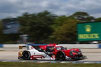 #12 Simraceway Motorsports Ligier JS P3, LMP3: Kevin Woods, Tim Moser