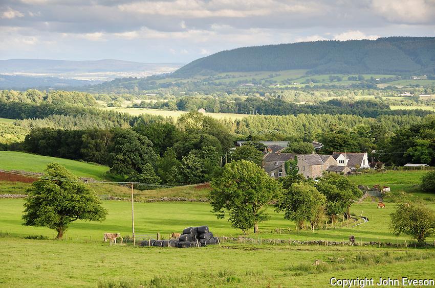 Fair Oak Farm, Whitewell, Lancashire.