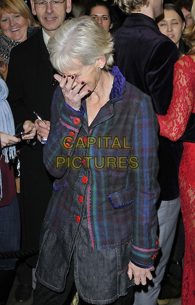 LONDON, ENGLAND - NOVEMBER 03: Judy Murray attends the &quot;Dance 'Til Dawn&quot; press night performance, Aldwych Theatre, Aldwych, on Monday November 03, 2014 in London, England, UK. <br /> CAP/CAN<br /> &copy;Can Nguyen/Capital Pictures