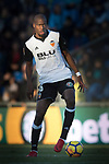 Geoffrey Kondogbia of Valencia CF during the La Liga 2017-18 match between Getafe CF and Valencia CF at Coliseum Alfonso Perez on December 3 2017 in Getafe, Spain. Photo by Diego Gonzalez / Power Sport Images