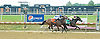 Ancient Rome winning The Oh Say Stakes at Delaware Park on 7/14/12