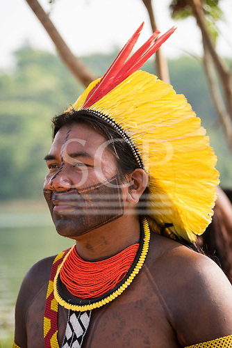 International Indigenous Games, in the city of Palmas, Tocantins State, Brazil. Photo © Sue Cunningham, pictures@scphotographic.com 30th October 2015