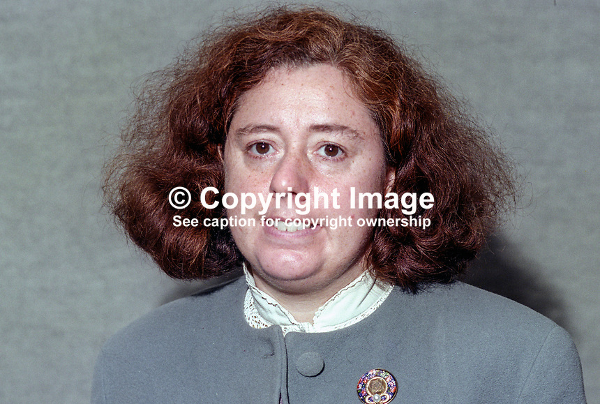 Christine Oddy, MEP, Labour Party, UK, 19941021..Copyright Image from Victor Patterson, 54 Dorchester Park, Belfast, United Kingdom, UK...For my Terms and Conditions of Use go to http://www.victorpatterson.com/Victor_Patterson/Terms_%26_Conditions.html