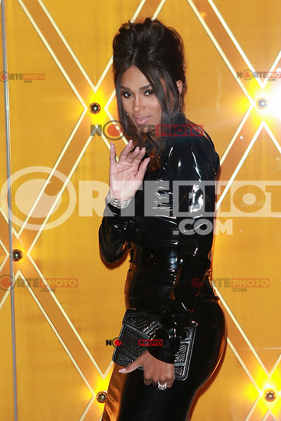 NEW YORK, NY - OCTOBER 20: Ciara at Bvlgari Flagship Fifth Avenue Store Reopening on October 20, 2017 in New York City. Credit: Diego Corredor/MediaPunch /NortePhoto.com