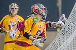 Los Angeles, CA 02/15/14 - Justin Straker (Arizona State #8) and Peter Doyle (Stanford #8)