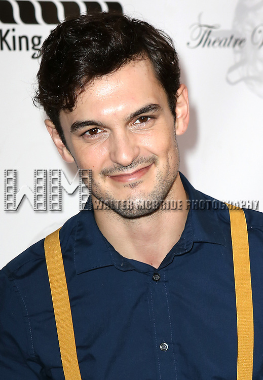 Wesley Taylor attending the 69th Annual Theatre World Awards at the Music Box Theatre in New York City on June 03, 2013.