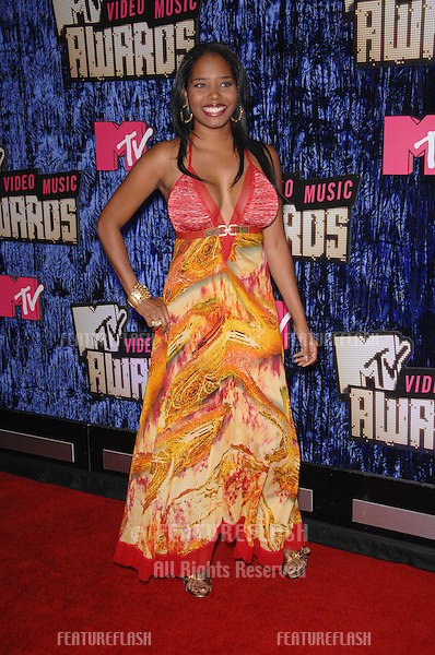 Shar Jackson at the 2007 MTV Video Music Awards at the Palms resort & Casino, Las Vegas..September 9, 2007 Las Vegas, NV.Picture: Paul Smith / Featureflash