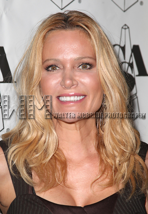 Leesa Rowland.attending the The 27th Annual Artios Awards for Outstanding Achievements in Casting in New York City.