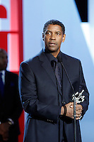 Denzel Washington receives the Donostia Award