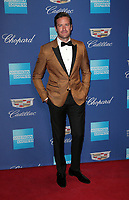 PALM SPRINGS, CA - January 2: Armie Hammer, at 29th Annual Palm Springs International Film Festival Awards Gala at Palm Springs Convention Center in Palm Springs, California on January 2, 2018. <br /> CAP/MPI/FS<br /> &copy;FS/MPI/Capital Pictures