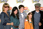 KATE CAPSHAW AND STEVEN SPIELBERG WITH FAMILY AT NICKELODEON'S 20TH ANNUAL KIDS' CHOICE AWARDS HELD AT UCLA PAULEY PAVILION IN WESTWOOD, CALIFORNIA. 31 MARCH 2007. PICTURES: CHRISTINA RADISH/LFI