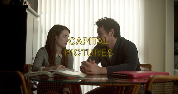 Emma Roberts, James Franco<br /> in Palo Alto (2013) <br /> *Filmstill - Editorial Use Only*<br /> CAP/FB<br /> Image supplied by Capital Pictures