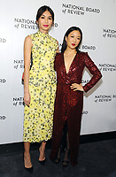 NEW YORK, NEW YORK - JANUARY 08: Constance Wu, Gemma Chan attends the 2019 National Board Of Review Gala at Cipriani 42nd Street on January 08, 2019 in New York City. <br /> CAP/MPI/JP<br /> &copy;JP/MPI/Capital Pictures