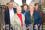 The newly formed Munster Survivors support services are vowing to fight against the formation of a trust fund for survivors of institutional abuse. .Back L-R CEO of the group, Oliver Burke and Chairperson Eileen Molloy and Mary Mahony.Front L-R . Fran O'Rourke and Anne Fitzpatrick