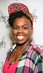 """Ngozi Anyanwu attends the Cast photo call for the Vineyard Theatre production of """"Good Gfief"""" on September 12, 2018 at the Vineyard Theatre in New York City."""