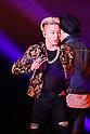 BIGBANG, Feb 28, 2015  2015 S/S : February 28, 2015 : SOL(Tae-Yang), Fashion Runway Show of TOKYO GIRLS COLLECTION by girlswalker.com 2015 SPRING/SUMMER at Yoyogi Gymnasium in Shibuya, Japan.