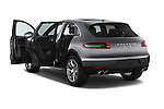Car images of a 2015 Porsche Macan S 5 Door SUV Doors