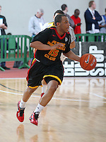 April 8, 2011 - Hampton, VA. USA; Myles Davis participates in the 2011 Elite Youth Basketball League at the Boo Williams Sports Complex. Photo/Andrew Shurtleff