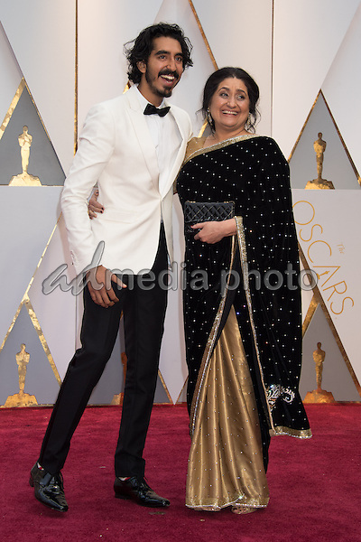 26 February 2017 - Hollywood, California - Dev Patel. 89th Annual Academy Awards presented by the Academy of Motion Picture Arts and Sciences held at Hollywood & Highland Center. Photo Credit: AMPAS/AdMedia