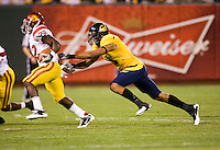 California Golden Bears vs USC Trojans October 13 2011