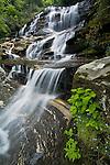 Glen Falls in sping, Glen Falls Scenic Area