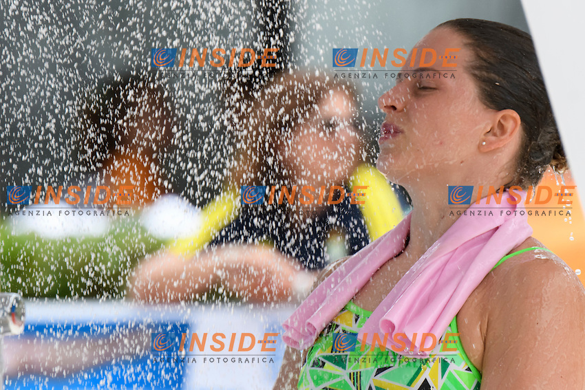 Noemi Batki ITA <br /> 10m Platform women <br /> Roma 20-06-2016 Stadio del Nuoto Foro Italico Tuffi Campionati Italiani <br /> Foto Andrea Staccioli Insidefoto