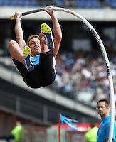 Lukasz Michalski at the Samsung Diamond League. Paris,France Friday, July  16, 2010.Photo by Errol Anderson.