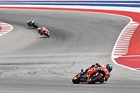 Austin (Stati Uniti) 23/04/2017 - gara Moto GP / foto Luca Gambuti/Image Sport/Insidefoto<br /> nella foto: Marc Marquez