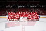 2009-10 UW Men's Hockey-Team and Group