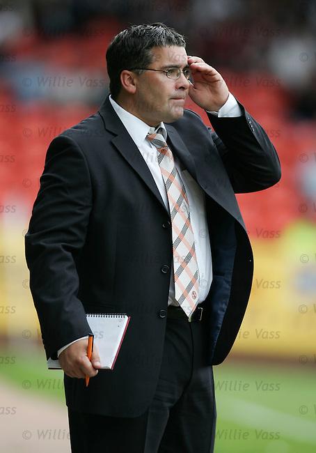 Ian McCall, Dundee Utd.stock season 2004-2005.pic willie vass