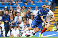 Mateo Kovacic of Chelsea in action during Chelsea vs Sheffield United, Premier League Football at Stamford Bridge on 31st August 2019