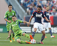 New England Revolution vs Seattle Sounders FC, May 11, 2014