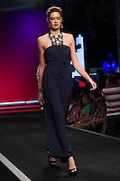 S&Atilde;O PAULO-SP-03.03.2015 - INVERNO 2015/MEGA FASHION WEEK -Grife MPK/<br /> O Shopping Mega Polo Moda inicia a 18&deg; edi&ccedil;&atilde;o do Mega Fashion Week, (02,03 e 04 de Mar&ccedil;o) com as principais tend&ecirc;ncias do outono/inverno 2015.Com 1400 looks das 300 marcas presentes no shopping de atacado.Br&aacute;z-Regi&atilde;o central da cidade de S&atilde;o Paulo na manh&atilde; dessa segunda-feira,02.(Foto:Kevin David/Brazil Photo Press)