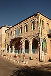 Israel, Jerusalem, School of Photography and New Media in Musrara or Morasha neighborhood (built in the years 1889-1925)<br />