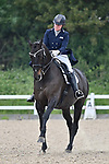 Class 12. British Dressage. Brook Farm Training Centre. Essex. 09/06/2019. ~ MANDATORY Credit Garry Bowden/Sportinpictures - NO UNAUTHORISED USE - 07837 394578