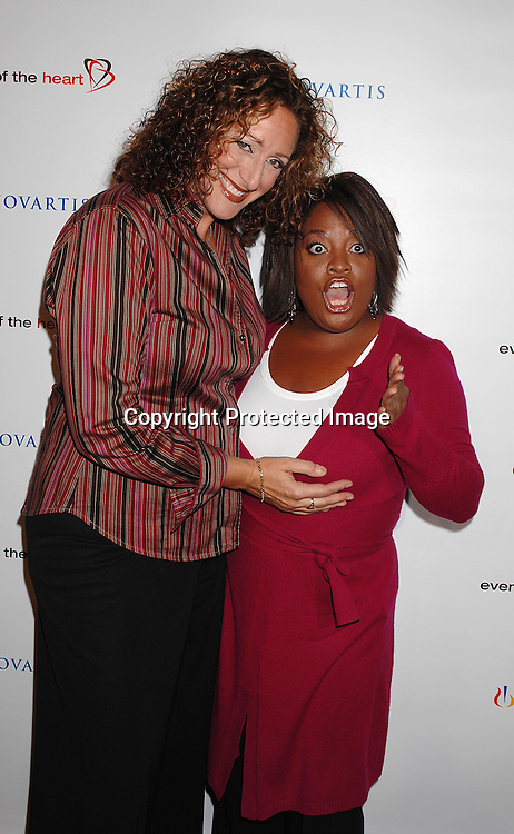 "Judy Gold and Sherri Shepherd..arriving at ""Events of the Heart"" Gala on October 1, 2007 ..at Jazz at Lincoln Center.....Photo by Robin Platzer, Twin Images....212-935-0770"