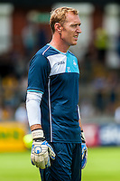 Gerhard Tremmel of Swansea City during the Pre Season friendly match between Swansea City and Rovers played at the Memorial Stadium, Bristol on July 23rd 2016