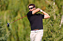 Antonio Hortal (ESP), European Challenge Tour, Kazakhstan Open 2014, Zhailjau Golf Club, Almaty, Kazakhstan. (Picture Credit / Phil Inglis)