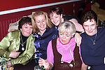 Jean Dooley, Ann Campbell, Eileen Byrne, Pauline Conlon and Caroline Moonan at the Bissell farewell party in the O'Raghallaigh's..Picture: Paul Mohan/Newsfile