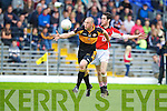 Kieran Donaghy Austin Stacks v Michael O'SullivanRathmore in the Quarter finals of the Kerry Senior County Championship on Sunday at Fitzgerald Stadium, Killarney.