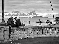Napoli - Dicembre 2014 - Lungomare