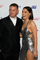 LOS ANGELES - JAN 24:  Channing Tatum, Jessie J at the 2020 Muiscares at the Los Angeles Convention Center on January 24, 2020 in Los Angeles, CA