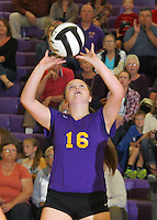 Freshman Volleyball vs. Brebeuf  9-23-14