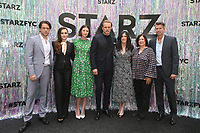 CENTURY CITY, CA - June 2: Richard Rankin, Sophie Skelton, Caitriona Balfe, Sam Heughan, Maril Davis, Toni Graphia, Jon Gary Steele, at Starz FYC 2019 — Where Creativity, Culture and Conversations Collide at The Atrium At Westfield Century City in Century City, California on June 2, 2019. <br /> CAP/MPIFS<br /> ©MPIFS/Capital Pictures